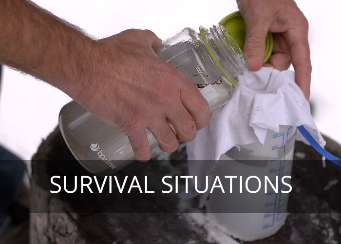 survival situations